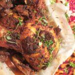 Helstegt kylling i ovn