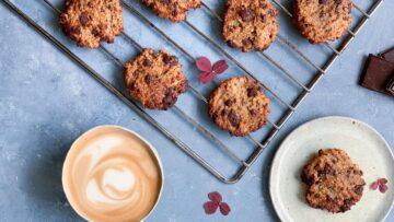 sunde cookies uden mel og sukker