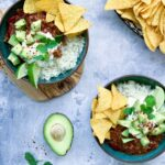 Chili con carne med kylling