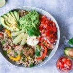 mexicansk risret med kylling
